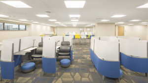 Providing calm in the storm: Healthcare staff respite spaces