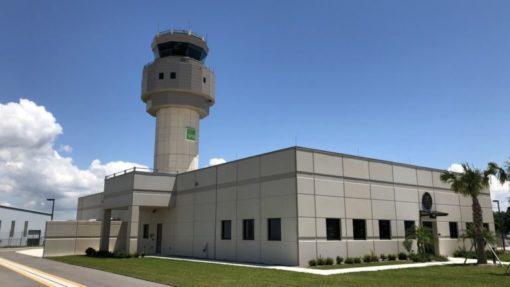 Sarasota Bradenton International Airport Air Traffic Control Tower