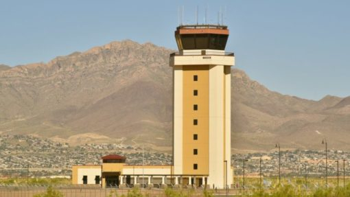 Biggs Army Airfield Air Traffic Control Tower and Base Building