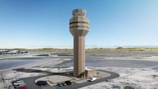 Phoenix-Mesa Gateway Airport Air Traffic Control Tower