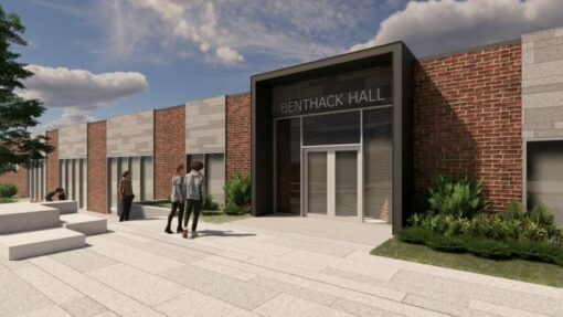 Wayne State College, Benthack Hall Renovation