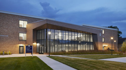 Winona State University, Education Village