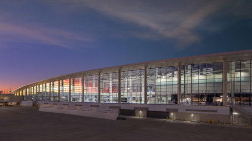 Louis Armstrong New Orleans International Airport (MSY) – North Terminal