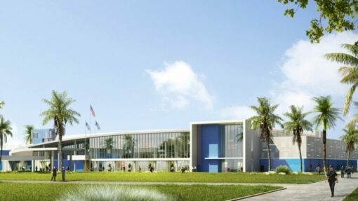 Miami-Dade College, School of Justice Tactical Training Facility