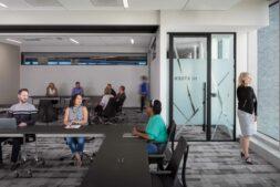 Carson headquarters design electrochromic daylighting