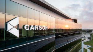 Carson Group's national headquarters opens in Omaha's Heartwood Preserve