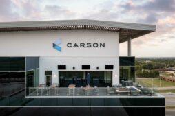 Carson terrace lounge