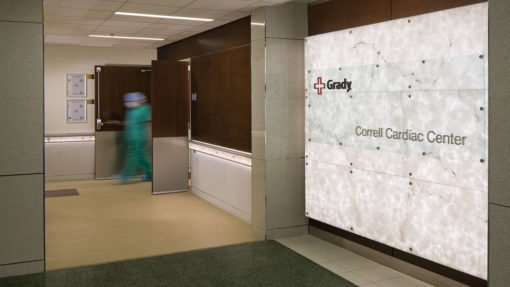Grady Health System - Correll Cardiac Center