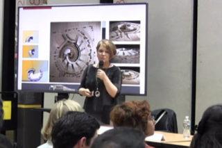 Irena Savakova of LEO A DALY Washington DC studio