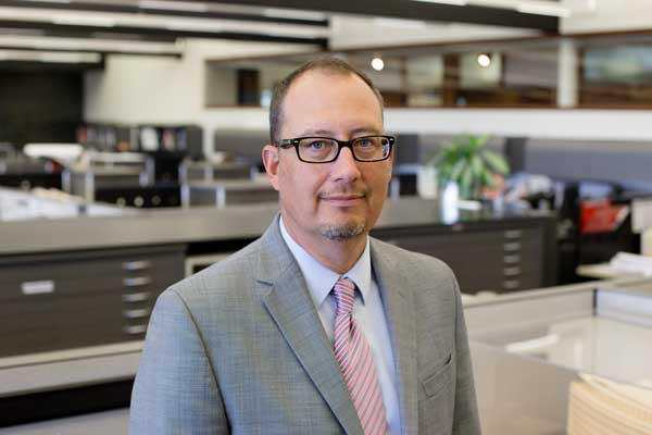 Jonathan Fliege Omaha Architect LEO A DALY