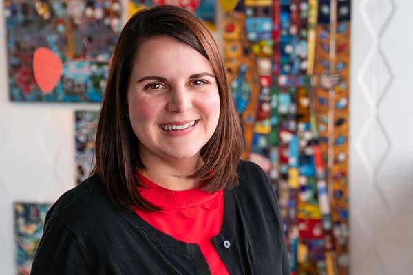 Kim Cowman national director of engineering