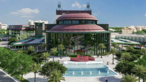 Kravis Center Improvements