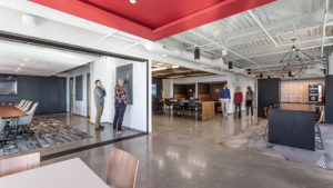 Case study: The future of the workplace