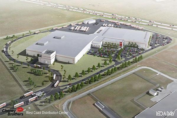 designing hurricane resistant distribution facilities