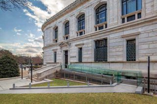 Corcoran School of the Arts & Design blend seamlessly with historic architecture.
