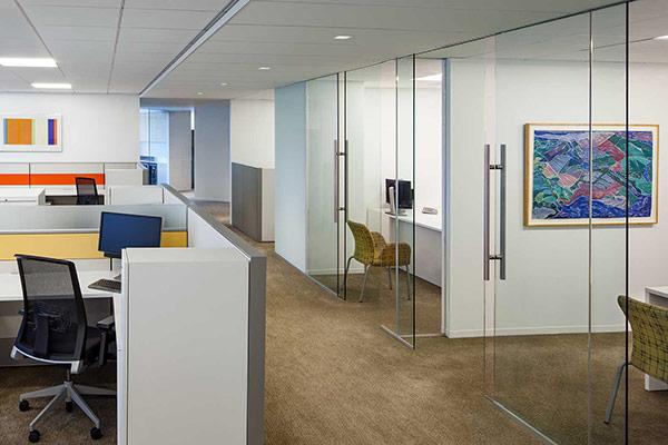 leo a daly bernstein workspaces
