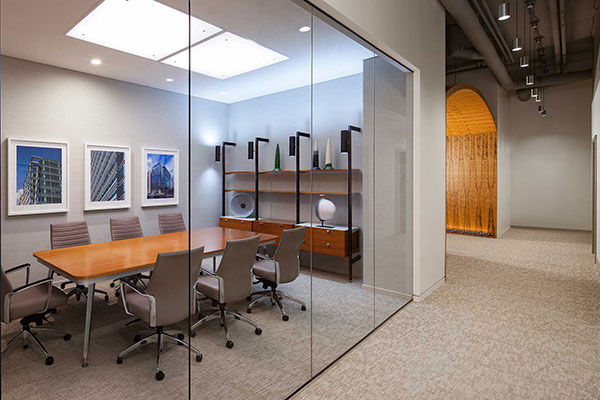 leo a daly lenkin conference room