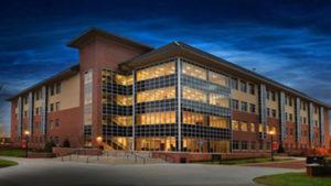 Graduate level facilities for undergrads