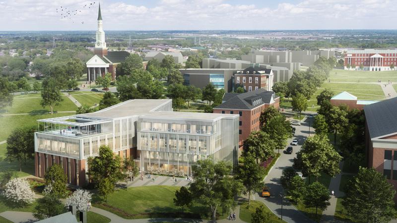 UMD School of Public Policy breaks ground