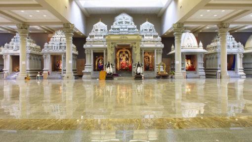 designed using architectural principles of Vaastu Shastra