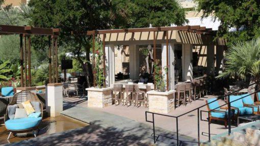 9060 SF of public spaces
