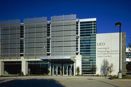 Lied Learning and Technology Center For Childhood Deafness And Vision Disorders