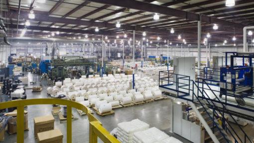 LoneStar Plastics Manufacturing Facility