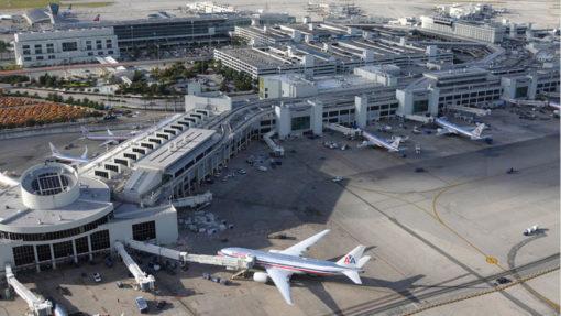 Miami International Airport (MIA) – North Terminal