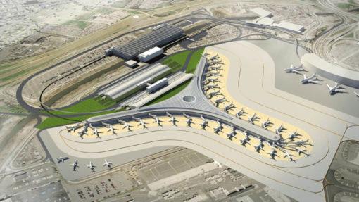 Newark International Airport (EWR) - Terminal A, Phase I Expansion & Modernization