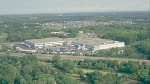 Sysco Food Service Distribution Centers