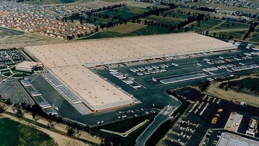Target Western Distribution Center