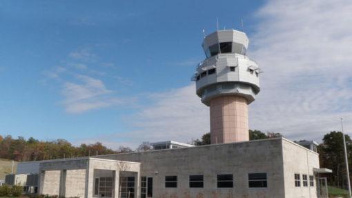 Wilkes-Barre/Scranton International Airport - Air Traffic Control Tower & Terminal Radar Approach Control