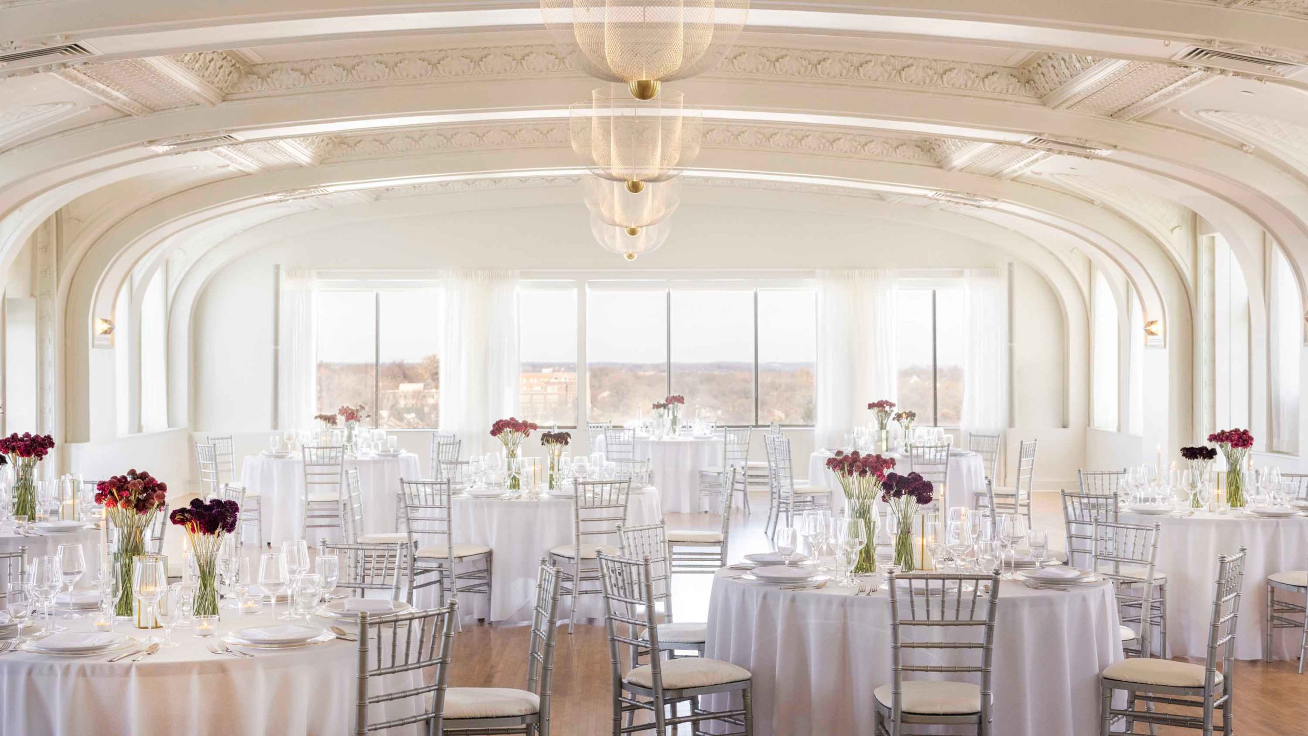 Historic Schimmel Ballroom at The Kimpton Cottonwood Hotel