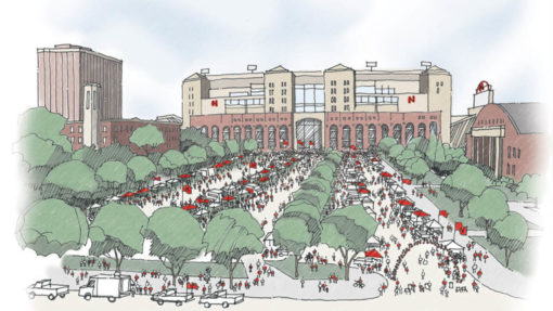 UNL Athletics Master Plan