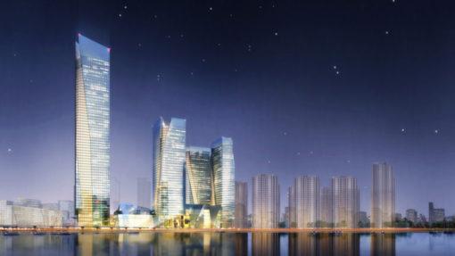 R&F Jiangwan New Town Harbin China