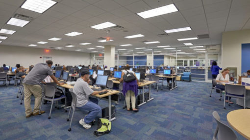 Broward College Library Space Renovation