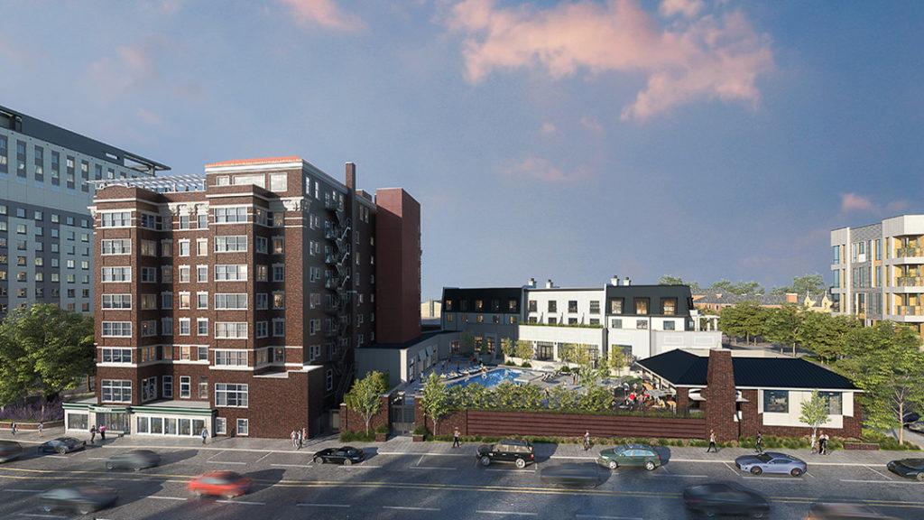 kimpton cottonwood hotel street view