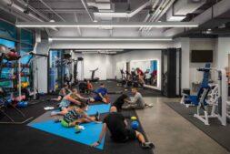 Carson headquarters design gym and fitness