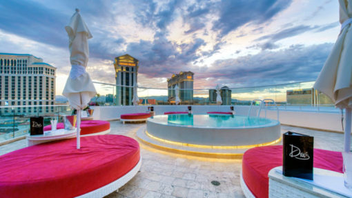 360 Degree Rooftop Atmosphere Drai's club