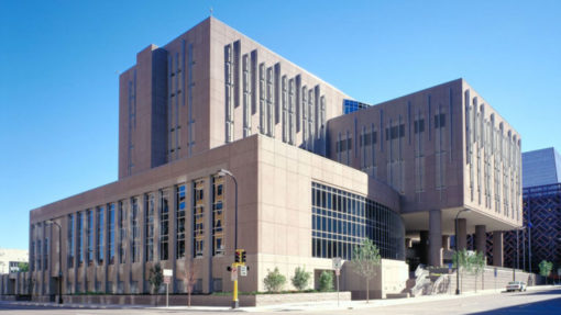 Hennepin County Public Safety Facility Minneapolis