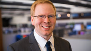 Civil Designer Jon McCarville joins Leadership Sarpy