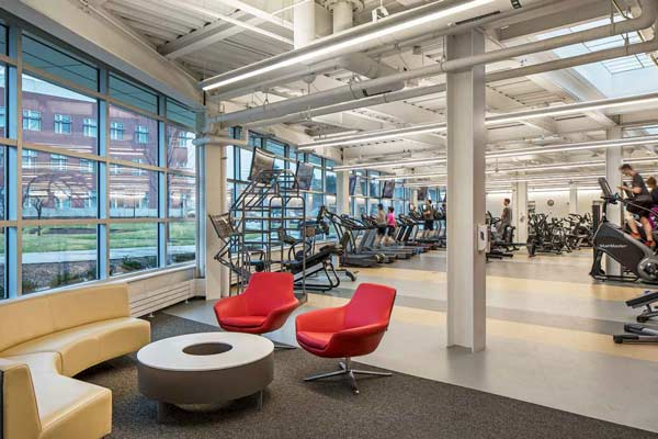 Boost higher ed recruiting with athletic facility design - UNMC