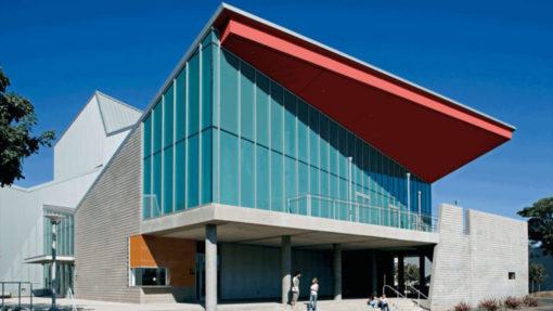 Theatre Arts Building Santa Monica California