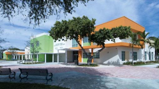 City of Miami Moore Park florida