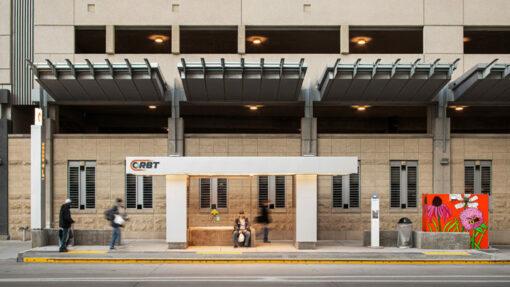 orbt metro transit bus stop