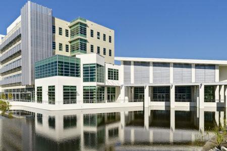 Engineering computer science building Boca Raton Florida