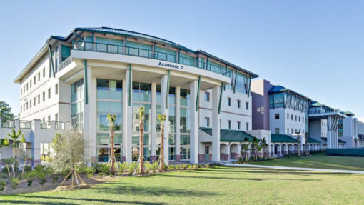 Florida Gulf Coast University, Academic Building 7