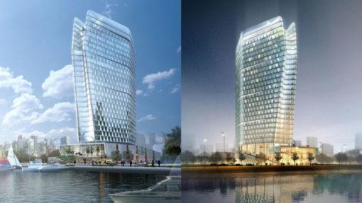 Quanzhou Sansheng Headquarters china