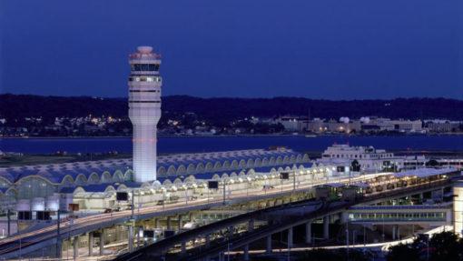 ronald reagan airtraffic control tower leoadaly