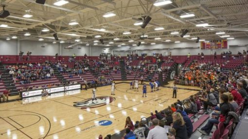 Chadron State College Chicoine Events Center